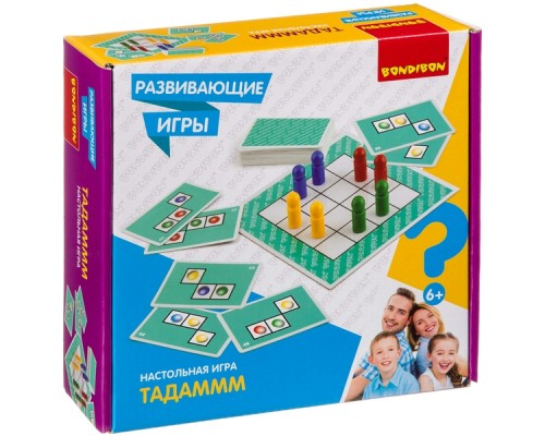 Настольная игра BONDIBON ТАДАМММ 22х5,6х21