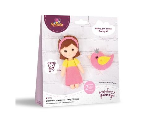 """Набор для изготовления игрушек """"Miadolla"""" Сказочная принцесса"""
